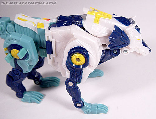 Transformers Cybertron Snarl (Fang Wolf) (Image #28 of 108)