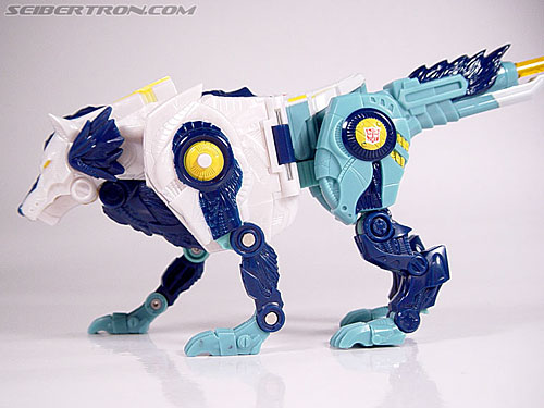 Transformers Cybertron Snarl (Fang Wolf) (Image #35 of 108)