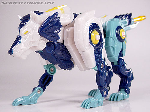 Transformers Cybertron Snarl (Fang Wolf) (Image #36 of 108)
