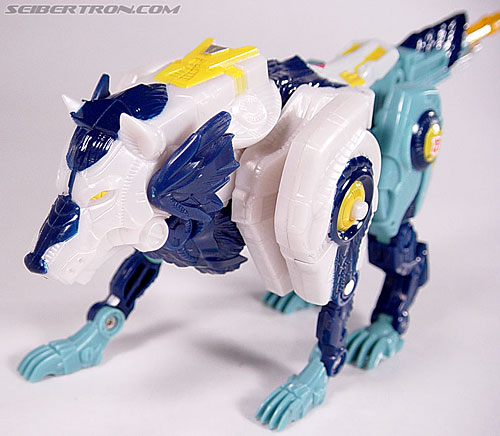 Transformers Cybertron Snarl (Fang Wolf) (Image #38 of 108)