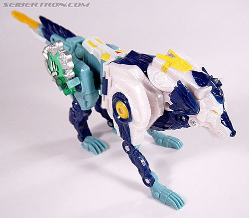 Transformers Cybertron Snarl (Fang Wolf) (Image #41 of 108)
