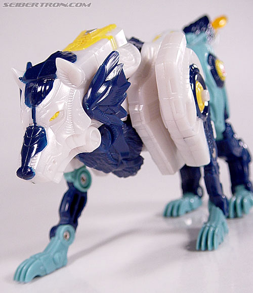 Transformers Cybertron Snarl (Fang Wolf) (Image #47 of 108)