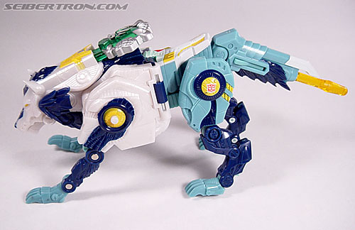 Transformers Cybertron Snarl (Fang Wolf) (Image #55 of 108)