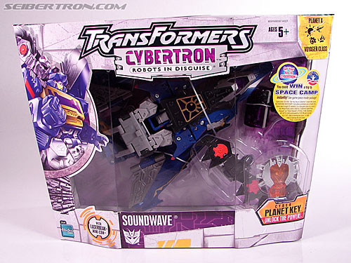 Transformers Cybertron Soundwave (Image #1 of 193)