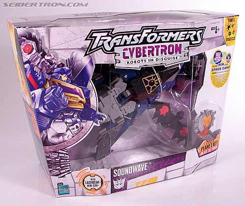 Transformers Cybertron Soundwave (Image #2 of 193)