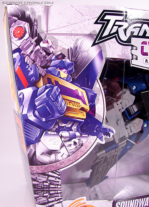 Transformers Cybertron Soundwave (Image #3 of 193)