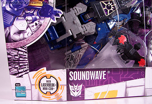 Transformers Cybertron Soundwave (Image #6 of 193)