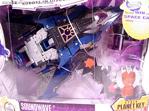 Transformers Cybertron Soundwave (Image #7 of 193)
