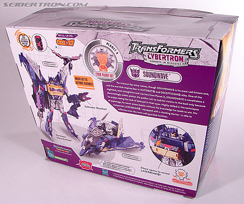 Transformers Cybertron Soundwave (Image #11 of 193)