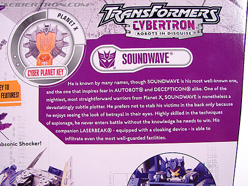 Transformers Cybertron Soundwave (Image #13 of 193)
