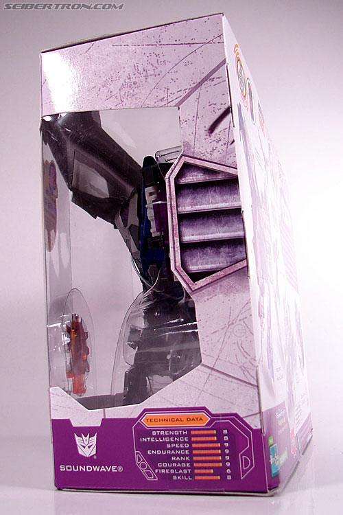 Transformers Cybertron Soundwave (Image #17 of 193)
