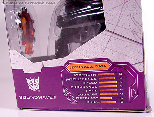 Transformers Cybertron Soundwave (Image #18 of 193)