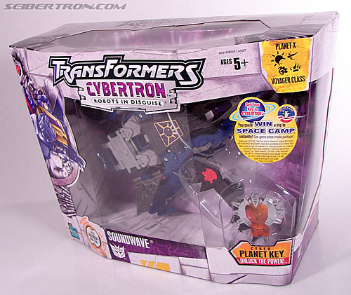 Transformers Cybertron Soundwave (Image #19 of 193)