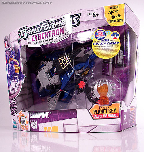 Transformers Cybertron Soundwave (Image #20 of 193)