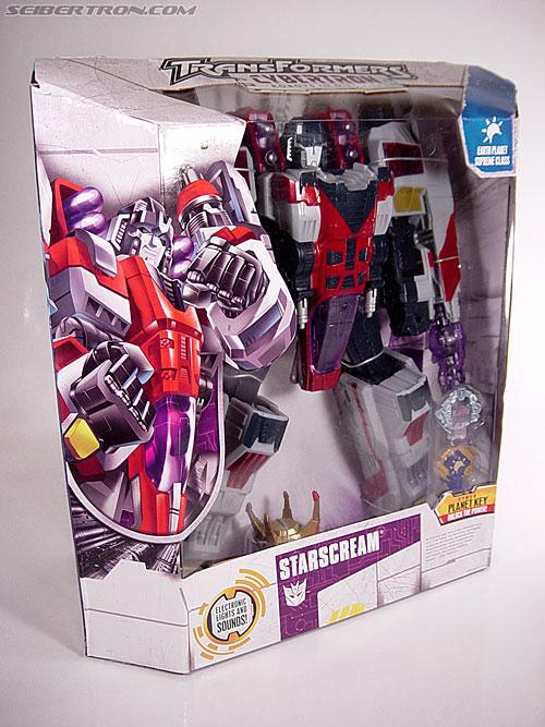 Transformers Cybertron Starscream (Super Starscream) (Image #6 of 170)