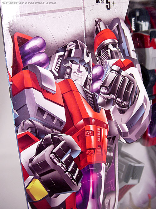 Transformers Cybertron Starscream (Super Starscream) (Image #7 of 170)