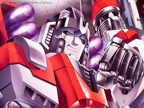 Transformers Cybertron Starscream (Super Starscream) (Image #8 of 170)