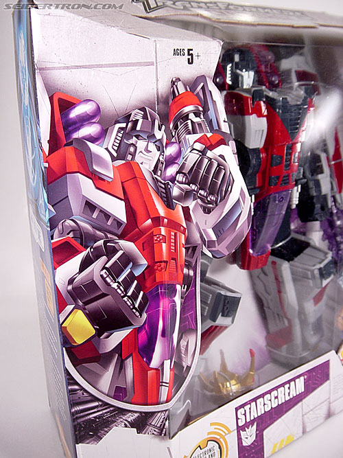 Transformers Cybertron Starscream (Super Starscream) (Image #9 of 170)