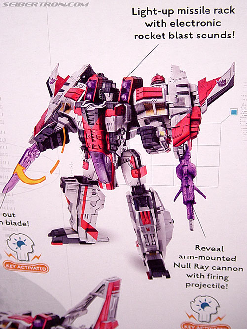 Transformers Cybertron Starscream (Super Starscream) (Image #16 of 170)