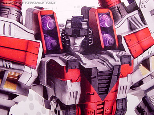 Transformers Cybertron Starscream (Super Starscream) (Image #21 of 170)