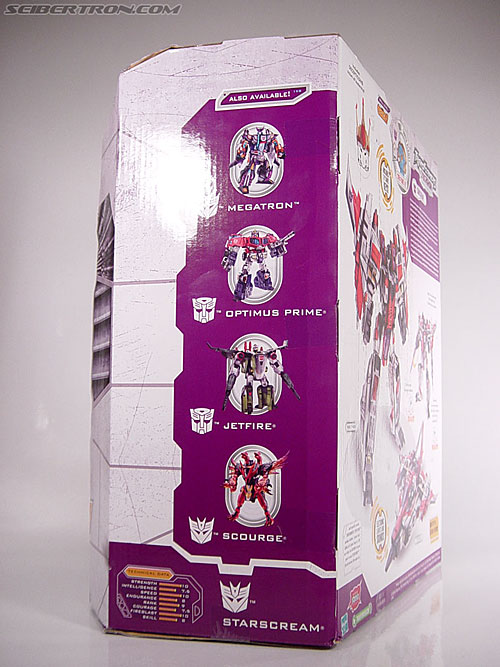 Transformers Cybertron Starscream (Super Starscream) (Image #25 of 170)