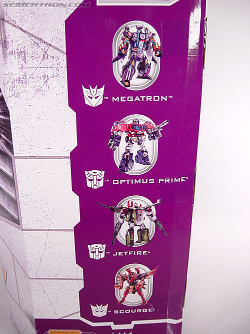 Transformers Cybertron Starscream (Super Starscream) (Image #26 of 170)