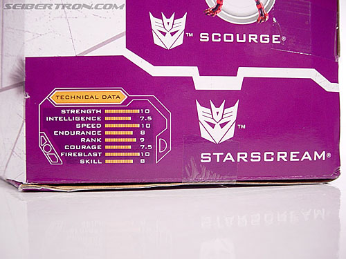 Transformers Cybertron Starscream (Super Starscream) (Image #27 of 170)