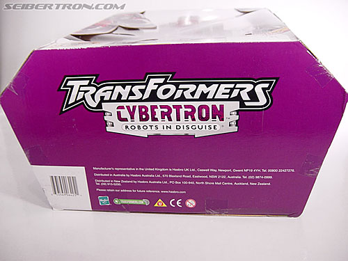 Transformers Cybertron Starscream (Super Starscream) (Image #33 of 170)