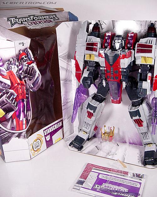 Transformers Cybertron Starscream (Super Starscream) (Image #38 of 170)