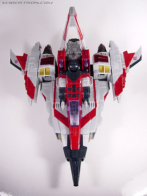 Transformers Cybertron Starscream (Super Starscream) (Image #39 of 170)