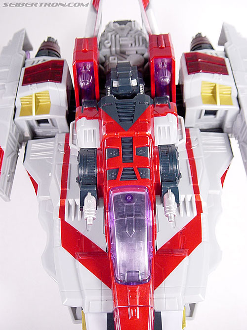 Transformers Cybertron Starscream (Super Starscream) (Image #40 of 170)