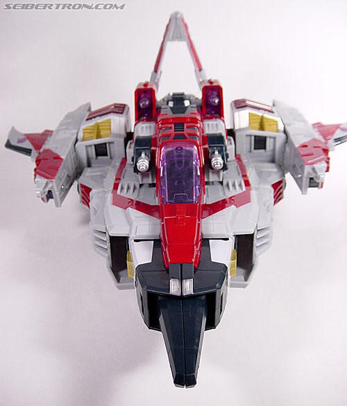 Transformers Cybertron Starscream (Super Starscream) (Image #42 of 170)
