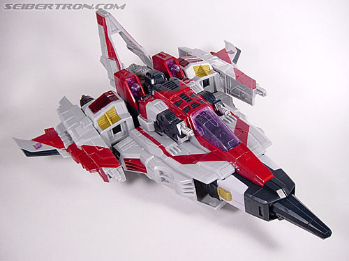 Transformers Cybertron Starscream (Super Starscream) (Image #44 of 170)