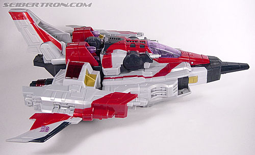 Transformers Cybertron Starscream (Super Starscream) (Image #46 of 170)