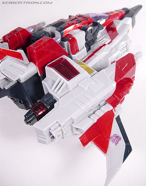 Transformers Cybertron Starscream (Super Starscream) (Image #47 of 170)