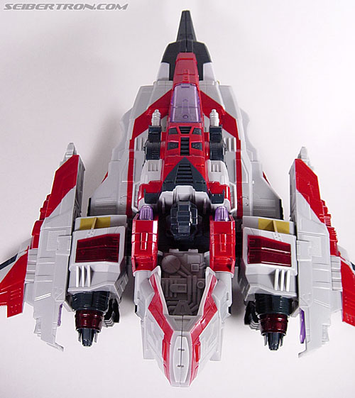 Transformers Cybertron Starscream (Super Starscream) (Image #48 of 170)