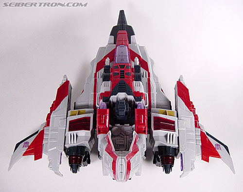 Transformers Cybertron Starscream (Super Starscream) (Image #49 of 170)