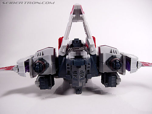 Transformers Cybertron Starscream (Super Starscream) (Image #50 of 170)
