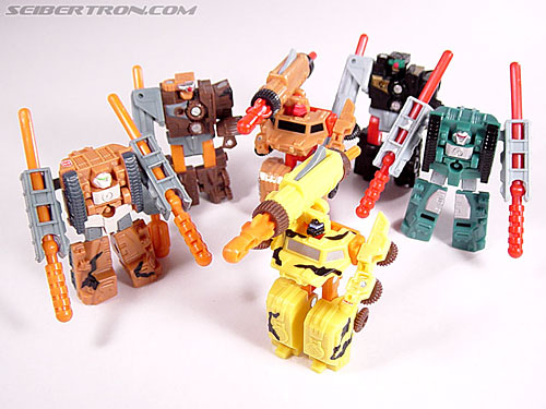 Transformers Cybertron Steamhammer (Image #33 of 35)