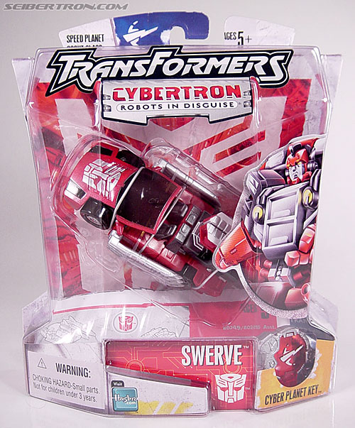 Transformers Cybertron Swerve (Image #1 of 82)