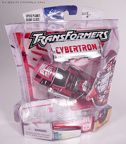 Transformers Cybertron Swerve (Image #4 of 82)