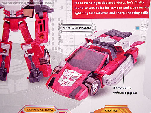 Transformers Cybertron Swerve (Image #10 of 82)