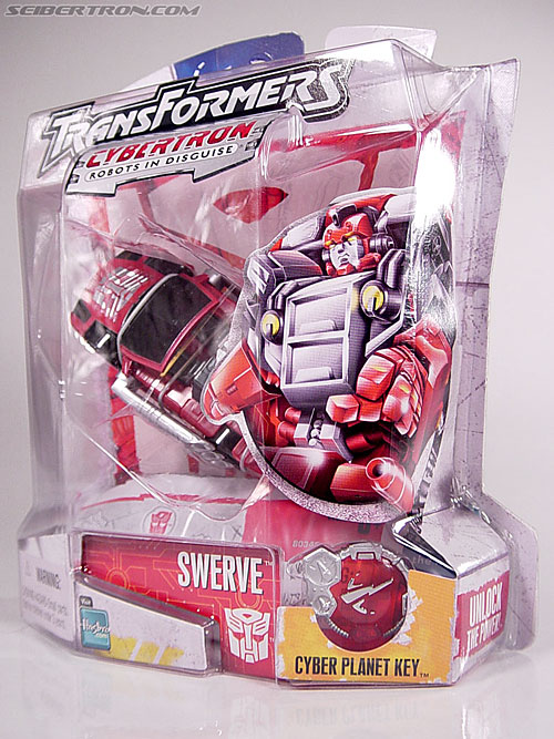 Transformers Cybertron Swerve (Image #12 of 82)
