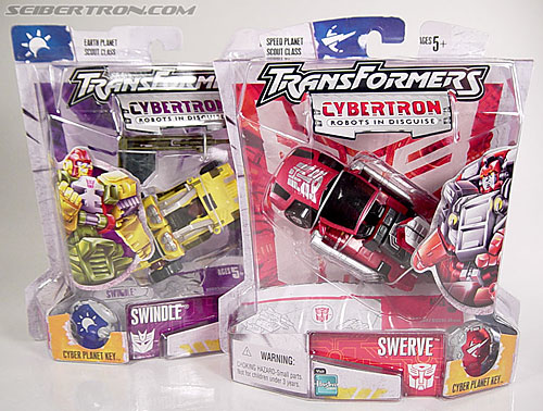 Transformers Cybertron Swerve (Image #17 of 82)