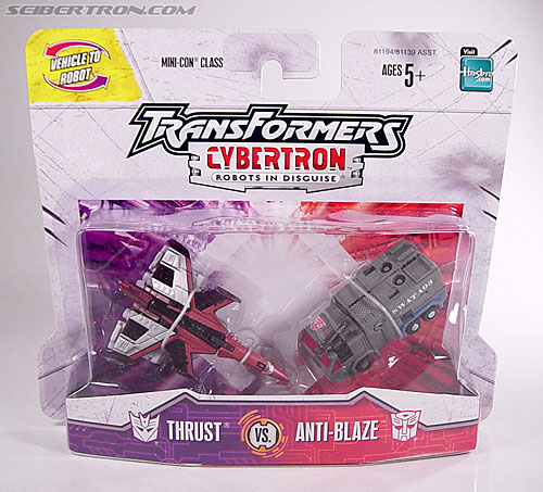 Transformers Cybertron Thrust (Image #1 of 43)