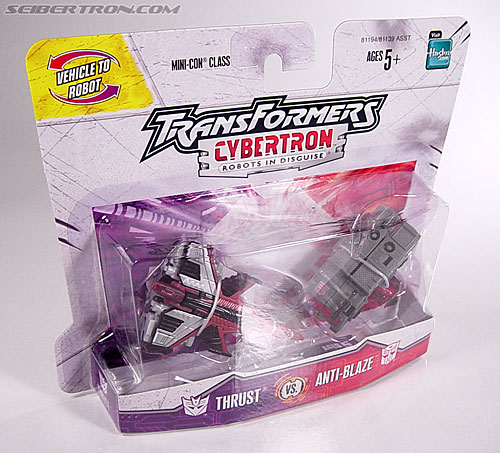 Transformers Cybertron Thrust (Image #3 of 43)