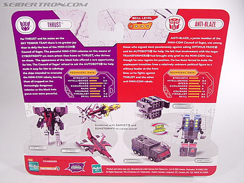 Transformers Cybertron Thrust (Image #4 of 43)