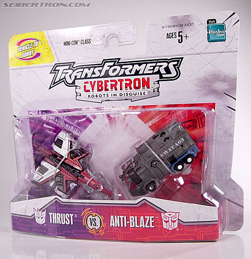 Transformers Cybertron Thrust (Image #8 of 43)