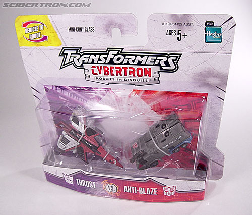 Transformers Cybertron Thrust (Image #9 of 43)