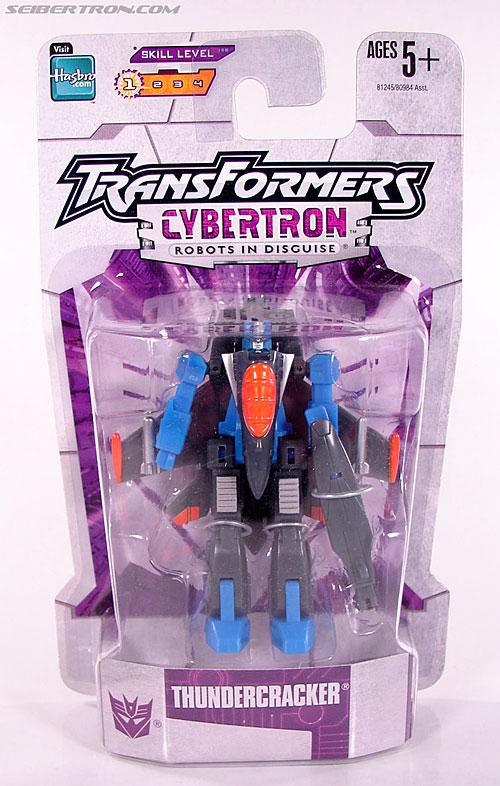 Transformers Cybertron Thundercracker (Image #1 of 54)